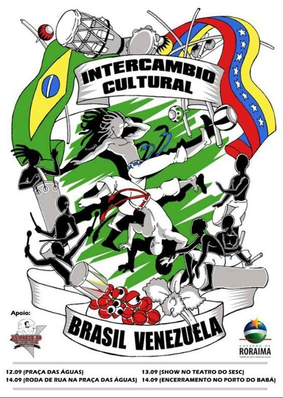 Intercambio Cultural Brasil-Venezuela