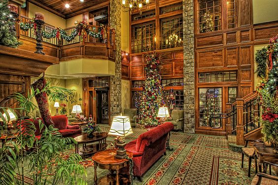 The Inn at Christmas Place | Christmas place, Pigeon forge and ...