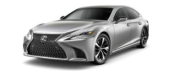 Ls 500 Lexus Ls Luxury Sedan Lexus