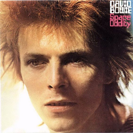 David Bowie – Space Oddity (single cover art)