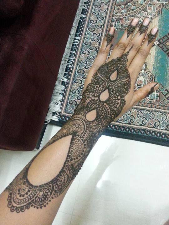 Zara Mehndi Designs Facebook : Partage of henna designs arabic and india on facebook