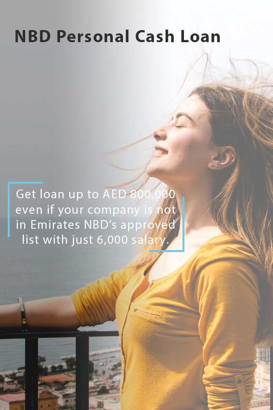 Personal Cash Loan Can Be Used For A Number Of Workouts No Matter Your Company Is Listed With Bank Or Not Emirates Nbd Personal Cash Lo Cash Loans Loan Person