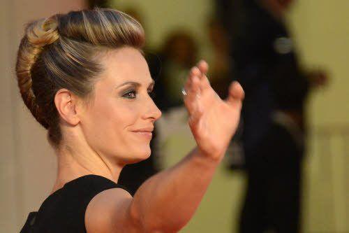 Cécile de France Mostra Venice 2012
