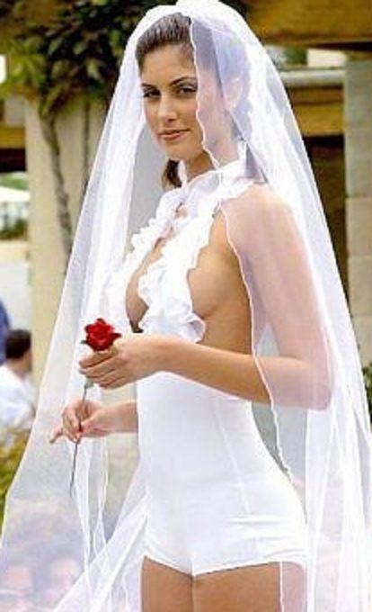 Tighty Whitey Wedding Dress Funny Pictures Hilarious Jokes Meme Humor Walmart Fails