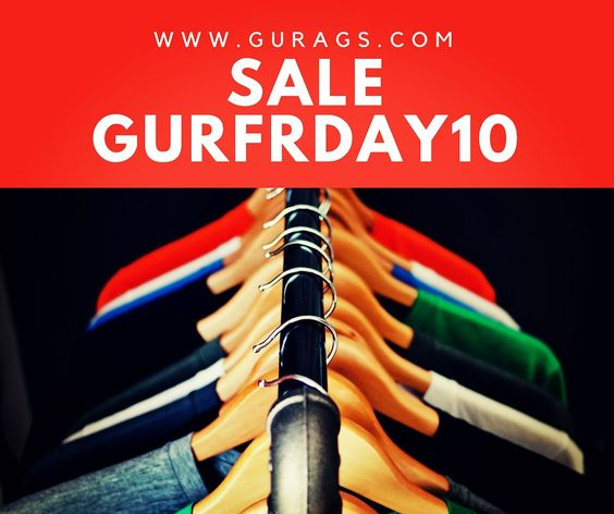 Black Friday Deal week. Visit www.gurags.com and get 10% discount on store wide products.