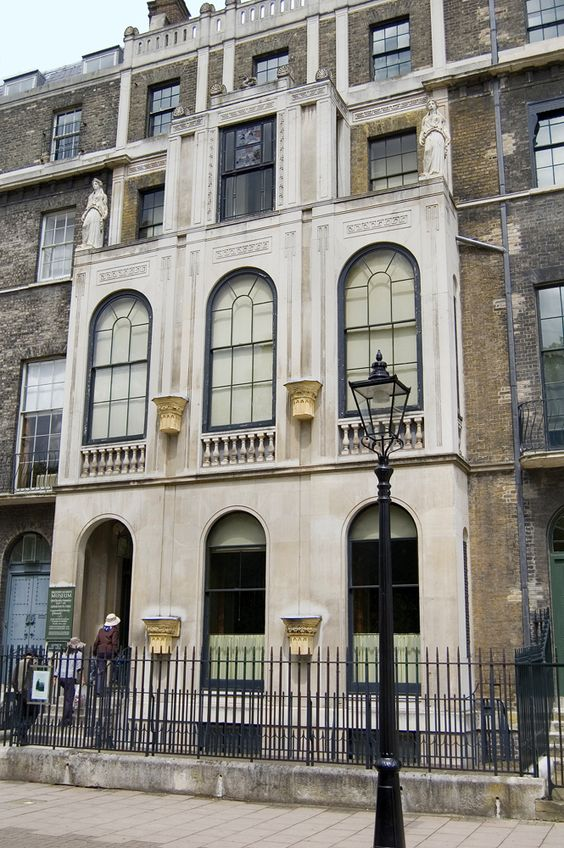 Sir John Soane's Museum.  He was a famous English architect and this free museum houses many of his designs and models (There are no other houses quite like this - trust me, not to be missed.)