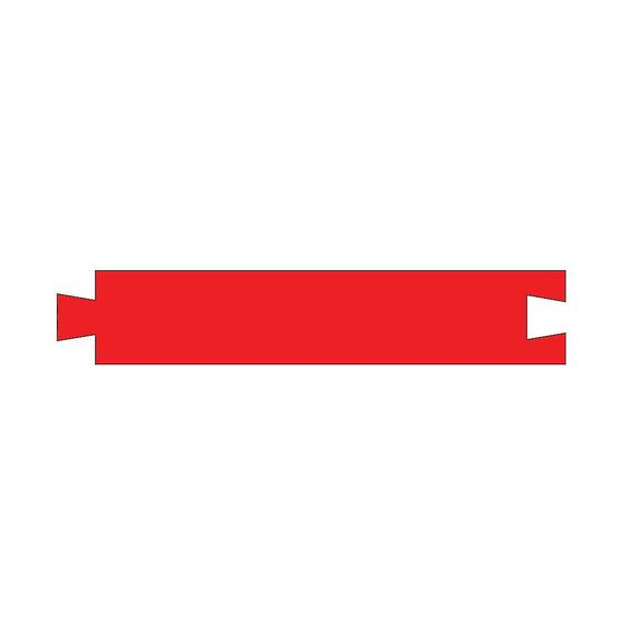 Smart Led Letter Spacer Red Color