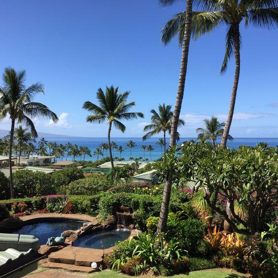 Wailea condos in Maui