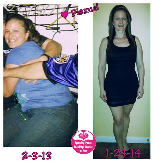 Alyse says - Feel Free to Share: Today was my big day turning the big 4-0...I thank everyday for Plexus and after a year of losing the weight and keeping it off, I look forward to what tomorrow brings. started: sz18/20 215lbs now: sz10 157lbs