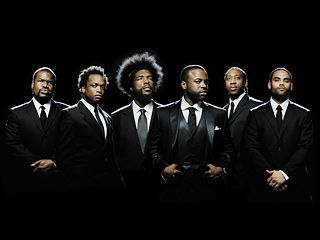 Hip Hop and Soul - the Roots
