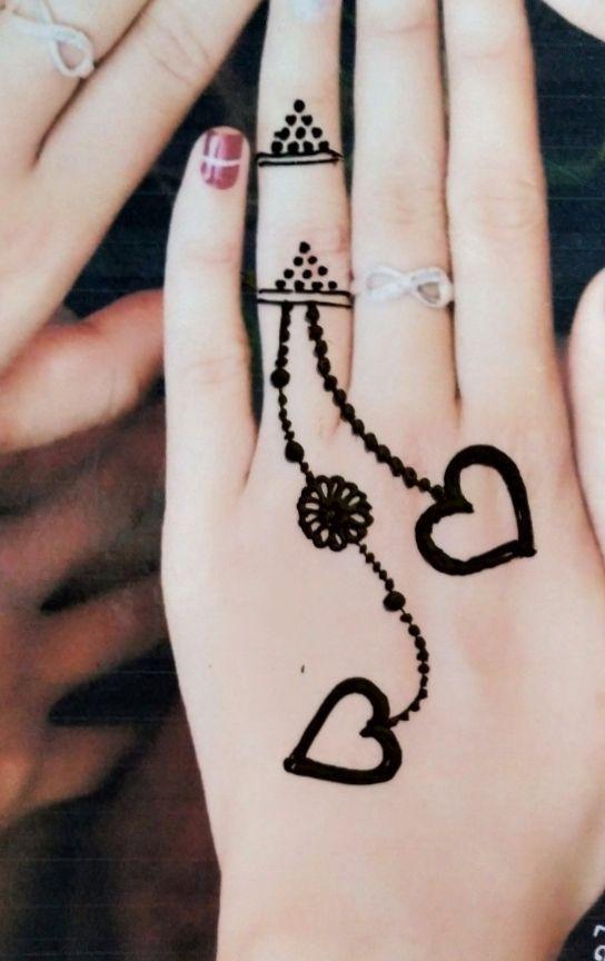 Pin By Sehrawat On Mehndi Henna Hand Tattoo Hand Henna Hand Tattoos