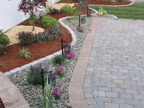 landscape patio garden landscaping outdoors yard gardening landscaping