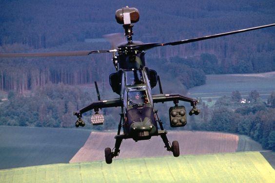 Hélicoptère Tigre HAP