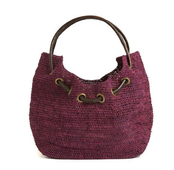 Crochet Summer Bag : Summer crochet bag Crochet Purses and Bags Pinterest Crochet ...