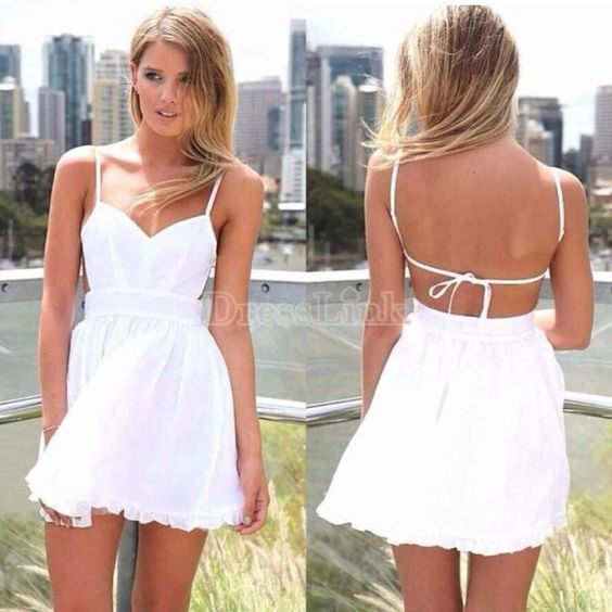 Black Stylish Lady Women Sexy V-Neck Halter Hollow Cross Bandage ...