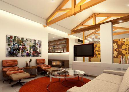 Casa da Montanha - Casa Cor SP 2012 - Clique Arquitetura