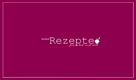 Stempel - C25 Stempel 'Rezepte' - ein Designerstück von Renke-Papeterie bei DaWanda