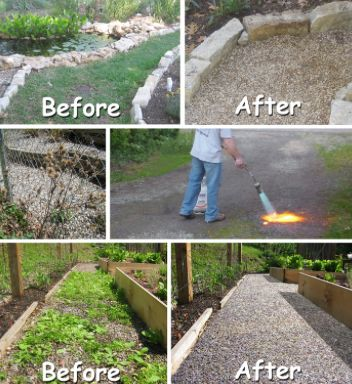 Gravel driveway does this really work park it for Cheap garden soil