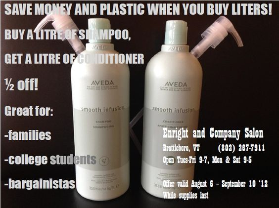 back to school litres #hair #aveda #special #savings