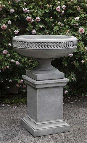 End Of Season Sale 19 Chatham Urn Natural Campania International Cast Stone Garden Urns