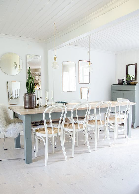 Fresh Scandinavian Farmhouse Style