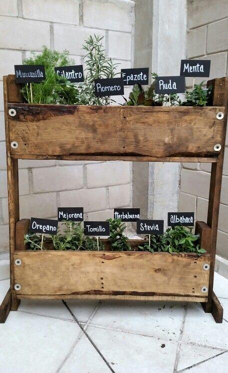 Ideas para sacar provecho a tu jardín