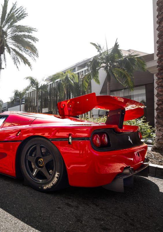 Ferrari F50 GT1