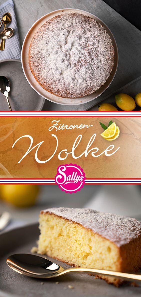 Wolke Kuchen Zitrone In 2020 Kuchen Rezepte Einfach Kasekuchen Mit Streusel Lebensmittel Essen