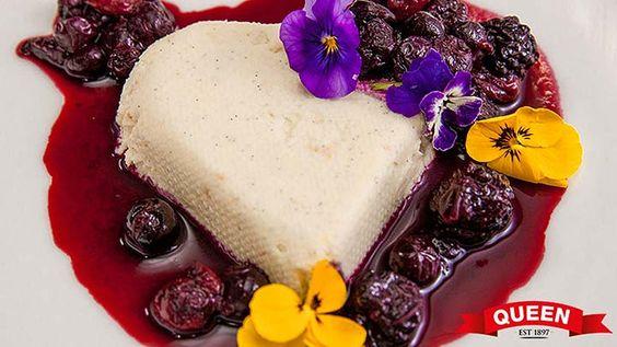 Vanilla Cream Hearts (Coeur de Creme)