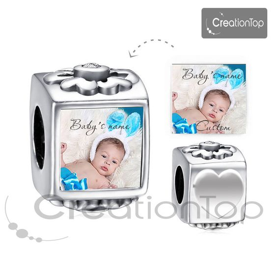Customize Pandora Charms