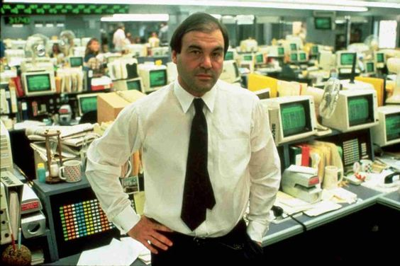 Pictures & Photos from Wall Street (1987) - IMDb Oliver Stone
