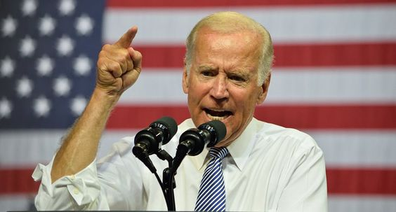 Joe Biden's fiery attack: 'So many like Trump look at us like we're not their equal, I'm sick of it'