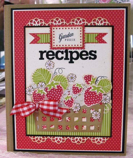 Sincerely Yours: More Cookbook Fun!!!