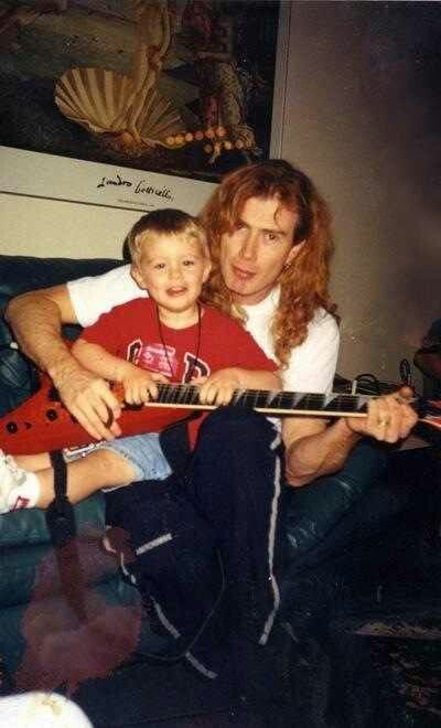 ~DAVE & JUSTIS MUSTAINE~