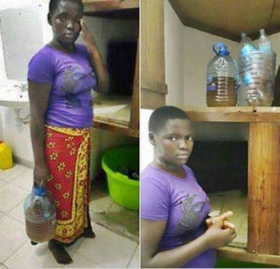 Meet the maid who urinated in employers food because she was mistreating her