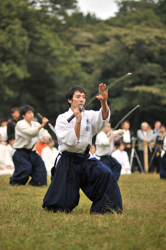 I totally missed this year's martial arts festival at the grand Meiji Shrine but I had lots of fun at last year's festival. Aikido was well represented with dozens of practitioners from several cou...