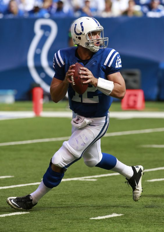 Andrew Luck, No. 1 QB in the league