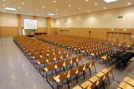 Parc Chanot - Salle de conférence Marseille