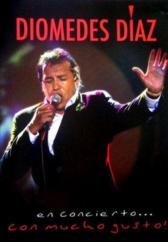 Diomedes diaz en concierto con mucho gusto dvd - Con mucho gusto ...