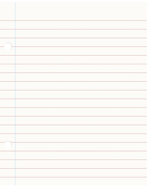 clipart of notebook paper - photo #24