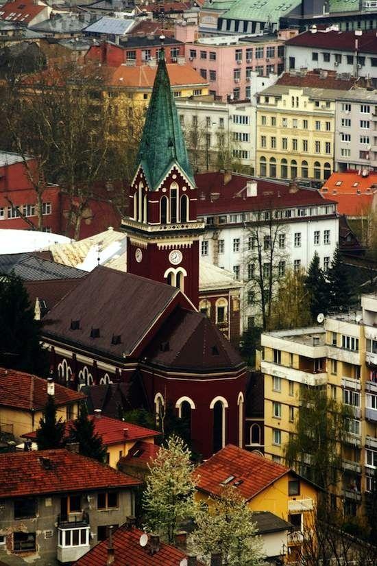 Sarajevo, Bosnia and Herzegovina.