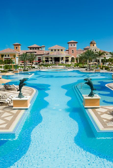 Beach hotels all inclusive and turks and caicos on pinterest for Best tropical honeymoon destinations