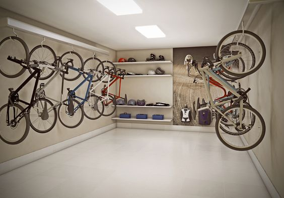 Bicicletário - Start Jardim Sul