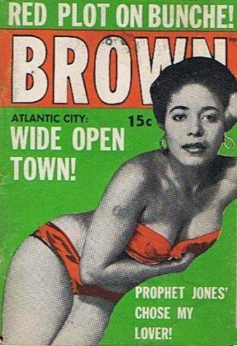 Brown magazine  Source: 16 Stone Vintage