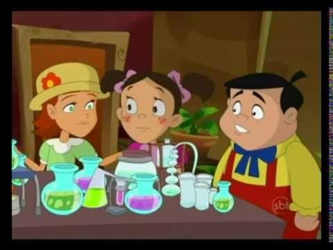 Chaves Em Desenho Animado S04e11 Chaves O Cientista Chaves