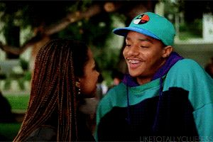 tbh murray from clueless is so cute he loves dionne so much and he's just so cute aw love u murray