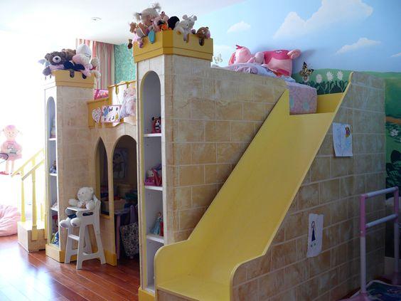 Children's Bedroom, custom design  - Bon Vivant Miami