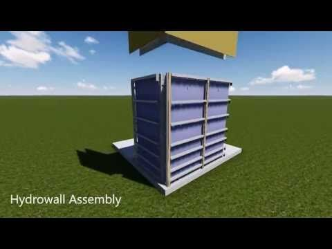 Superwall Steel Frame Modular Walls Cladding Systems Australia With Images Cladding Systems Modular Walls Water Walls
