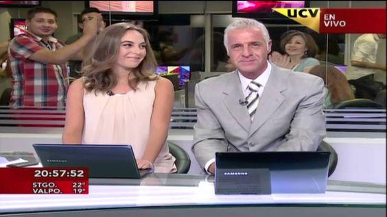 Último Noticias UCV TV Central de Eduardo Riveros Behnke