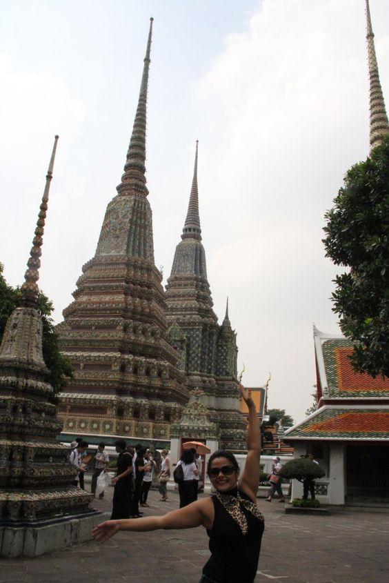 Bangkok, Tailândia. Budismo.
